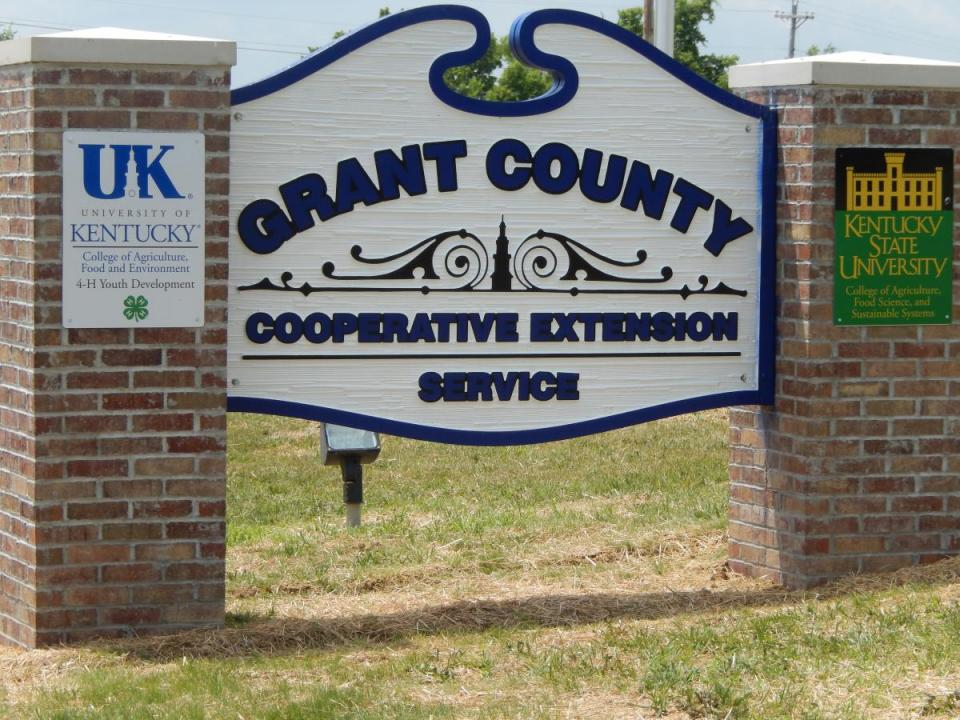 Grant County-sign